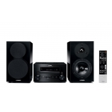 MCR555 High Quality Pianocraft CD HiFi System (CRX550 + NSBP300) BLACK